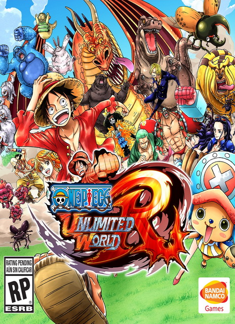 One Piece: Unlimited World Red – Deluxe Edition İndir