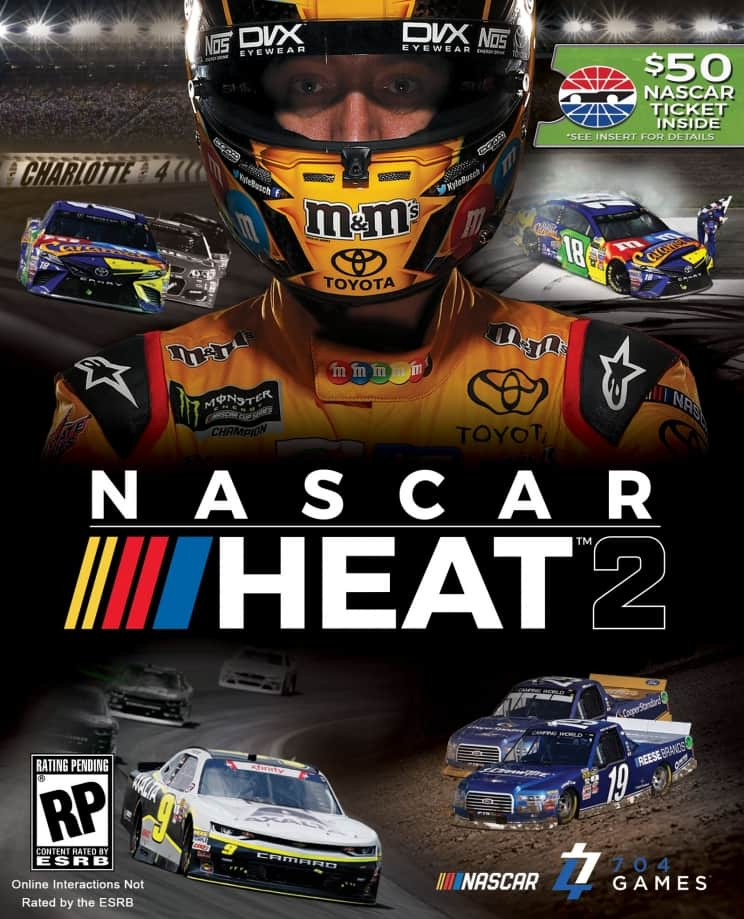 NASCAR Heat 2 PC torrent