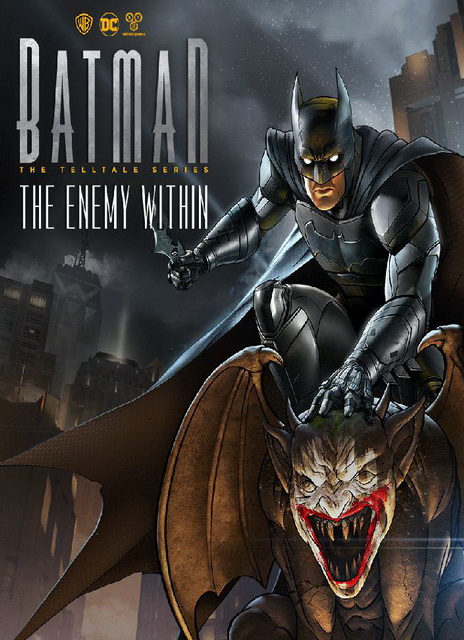 Batman The Enemy Within Episode 2 İndir – Full