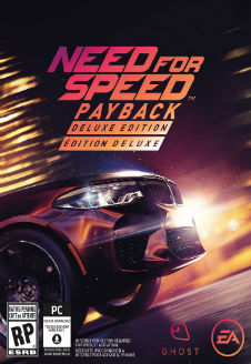 Need For Speed Payback PC İndir – Türkçe