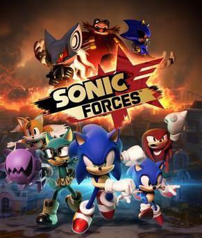 Sonic Forces 2018 İndir