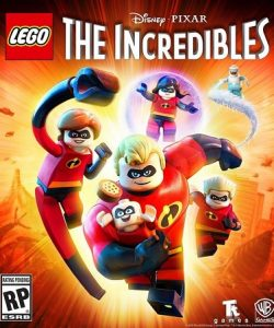 LEGO The Incredibles İndir – Full Türkçe